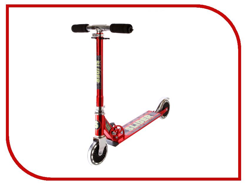 Самокат Slider IT101452 Red