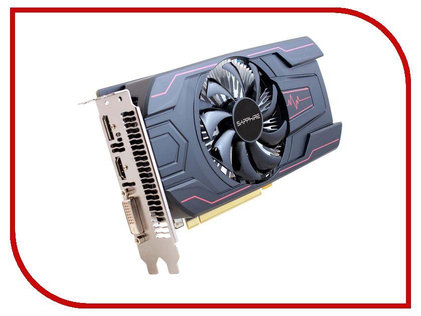 Видеокарта Sapphire Pulse Radeon RX 560 1216Mhz PCI-E 3.0 4096Mb 7000Mhz 128 bit DVI HDMI HDCP 11267-01-20G