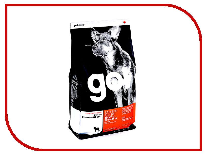 Корм GO! Лосось 2,72kg для Щенков и собак с чувствительным пищеварением 42836 босоножки go go go go go017awiri10
