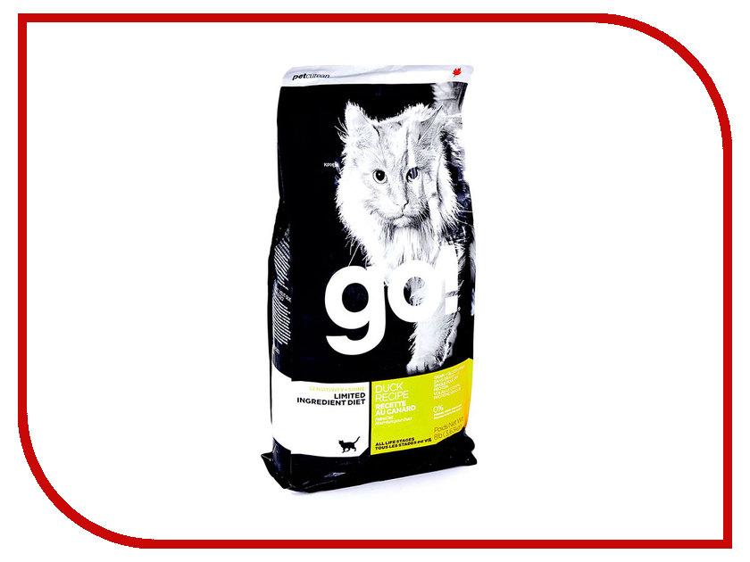 Корм GO! Утка 3,63kg для котят и кошек с чувствительным пищеварением 42845 женские часы go girl only go 694925