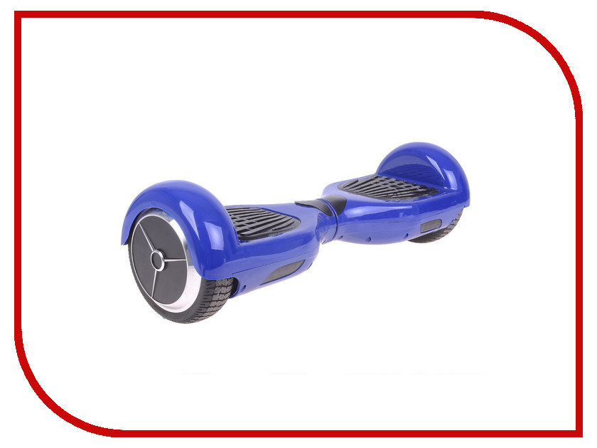 Гироскутер СИМА-ЛЕНД Blue 1383314 плед сима ленд автомобили 130x150cm blue 2796031
