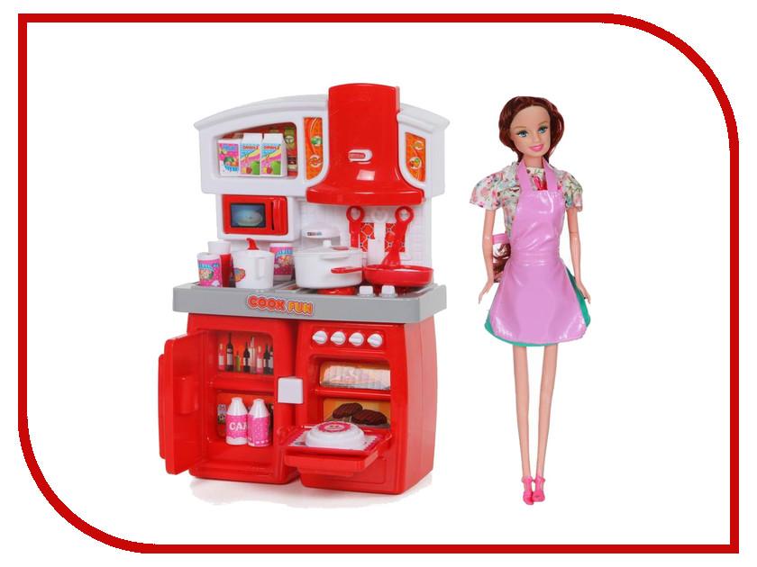 Кукла Yako Кухня Y18614149 игровые наборы yako набор мебели кухня