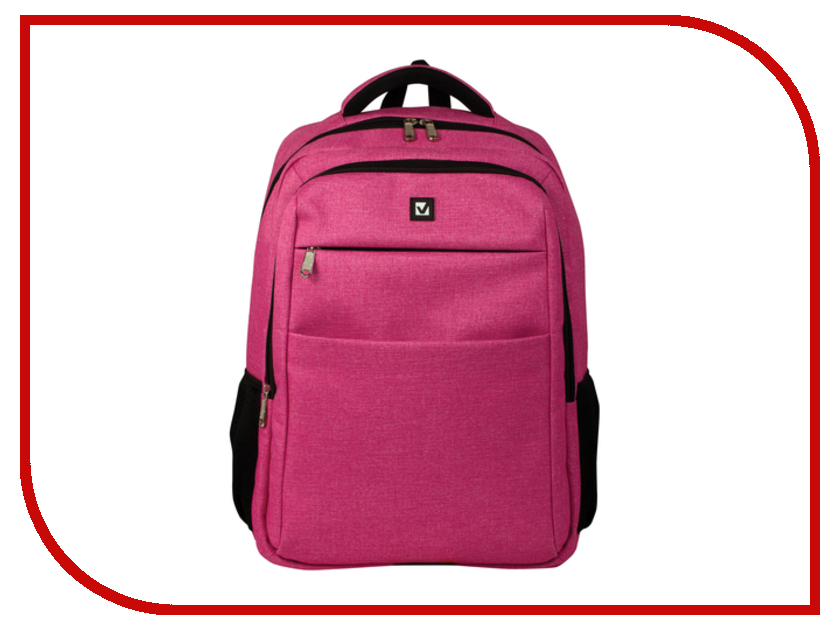 Рюкзак Brauberg Омега 32L 226343 Pink brauberg brauberg рюкзак универсальный омега розовый