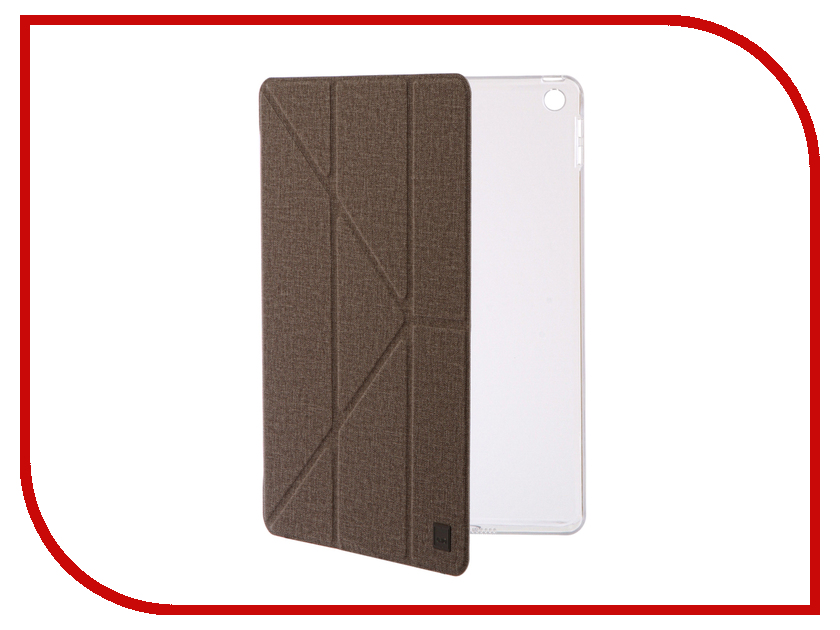 Аксессуар Чехол Uniq Yorker Kanvas для APPLE iPad 9.7 2017 Beige NPDP97YKR-KNVBEG uniq uniq transforma для apple ipad mini 4 marin