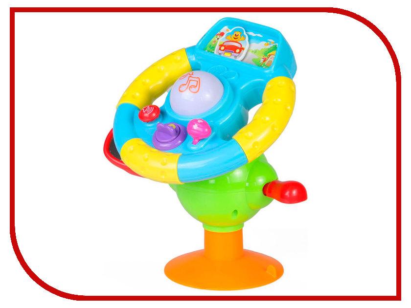 Игрушка Huile Toys Руль музыкальный большой Y61165 музыкальный руль купить