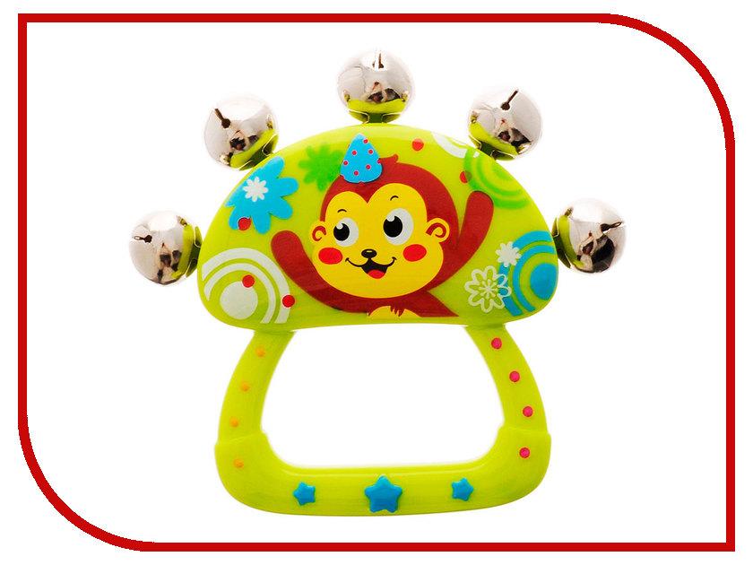 Погремушка Huile Toys Y61237 huile toys развивающая игрушка руль