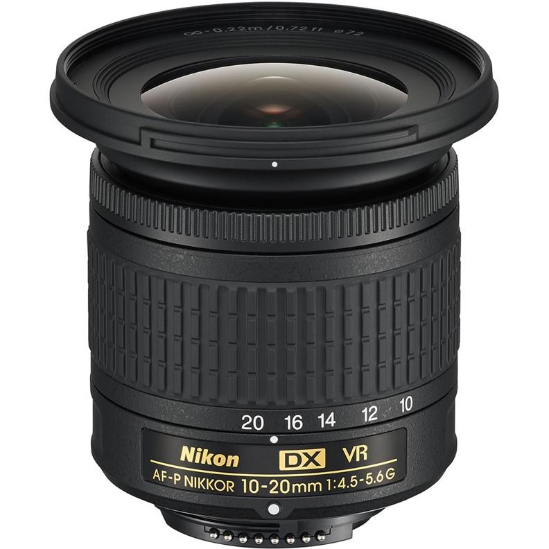 Фото - Объектив Nikon AF-P DX Nikkor 10-20 mm F/4.5-5.6 G VR объектив nikon 18 35mm f 3 5 4 5 ed af s nikkor nikon f черный [jaa818da]