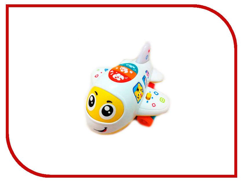 Игрушка Huile Toys Самолет Y61250 bauer toys игрушка каталка самолет