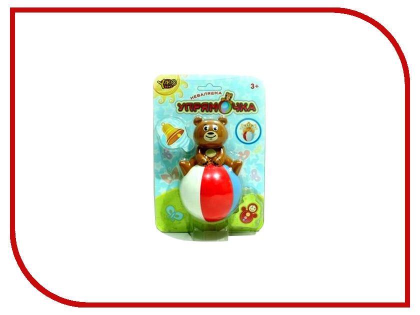 Неваляшка Yako M6613D кукла игруша gk 6613 1