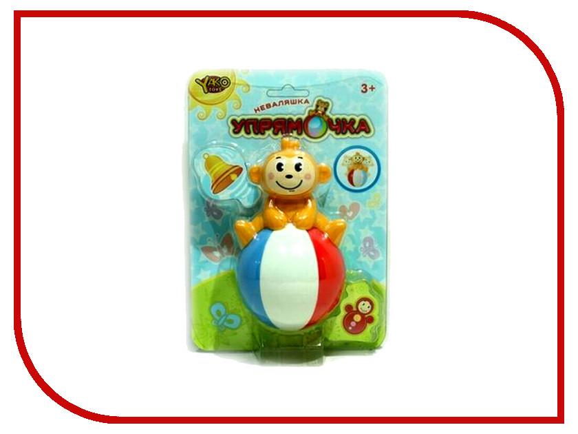 Неваляшка Yako M6613C кукла игруша gk 6613 1