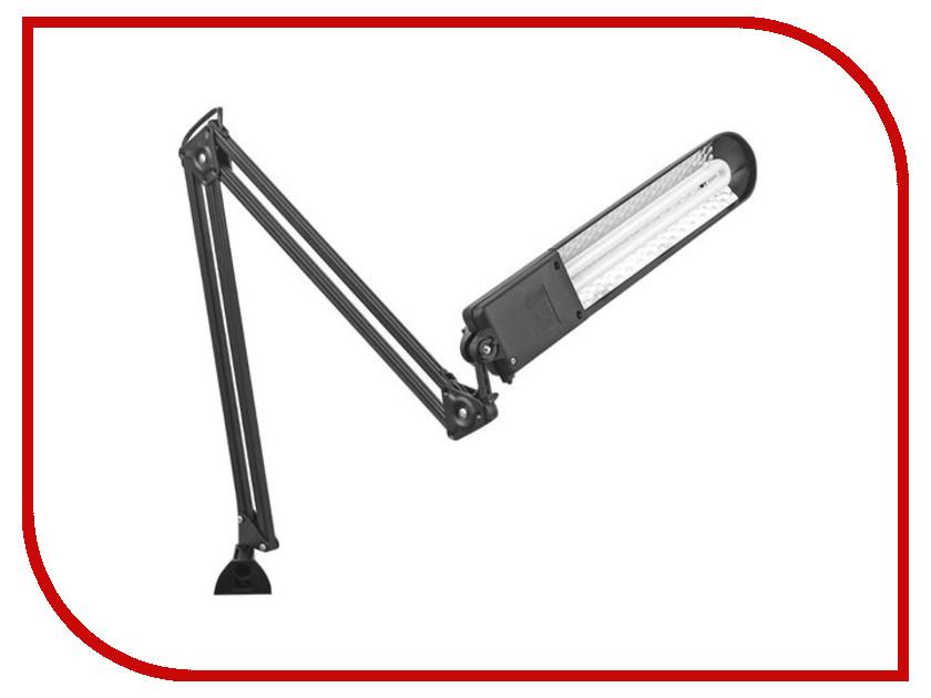Лампа Трансвит Дельта Black 2G7 на струбцине 236467