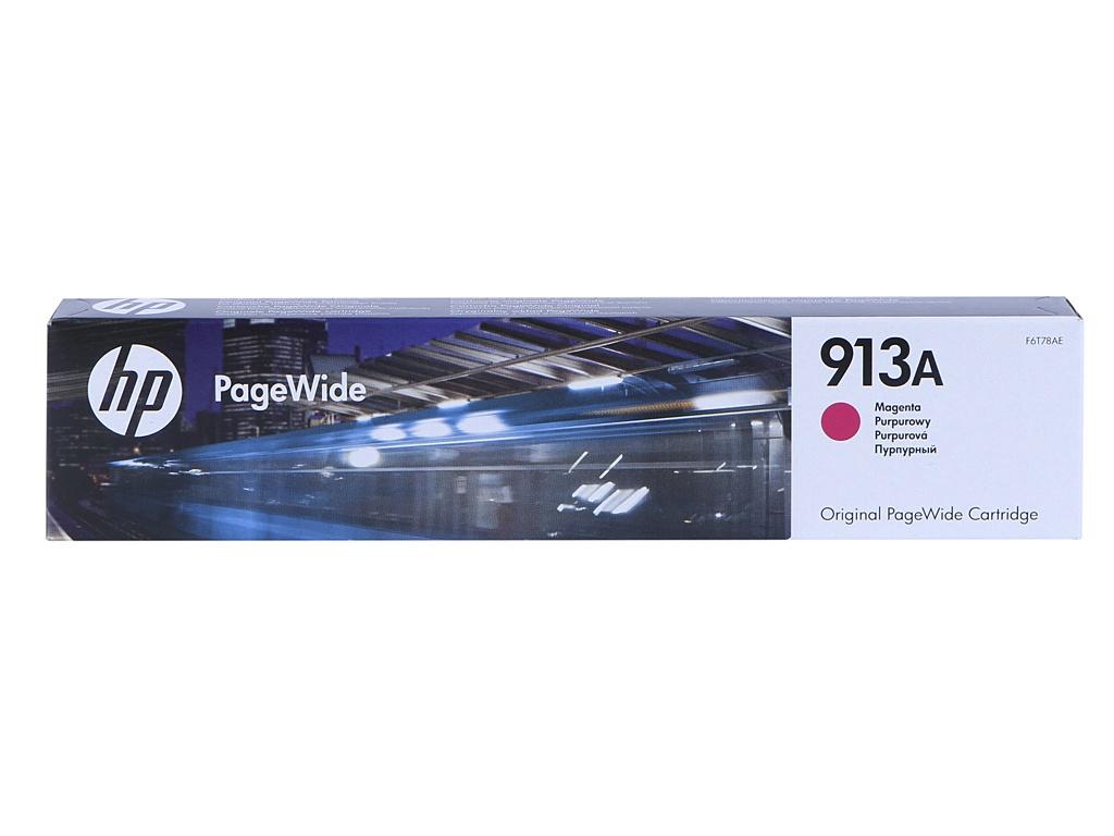 Картридж HP F6T78AE Magenta