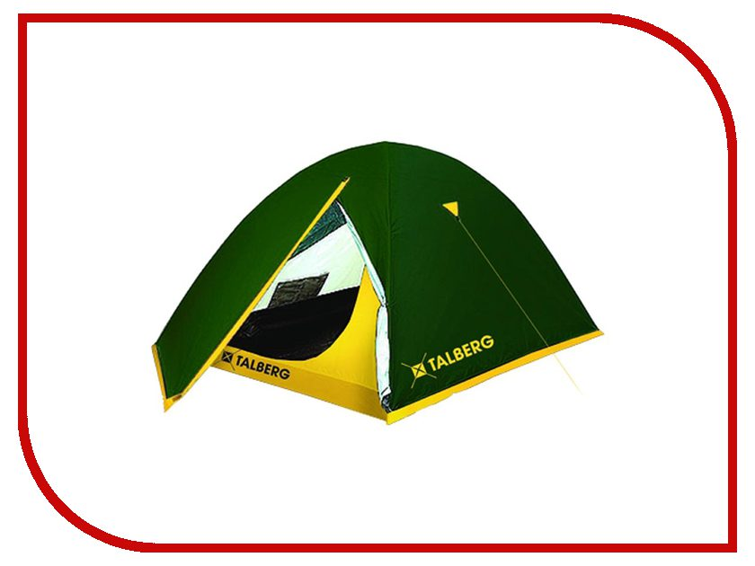 Палатка Talberg Sliper 3 Green