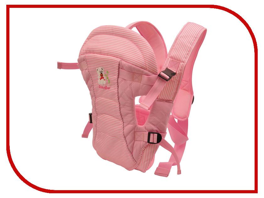 Эргорюкзак Baby Care HS-3183 Pink