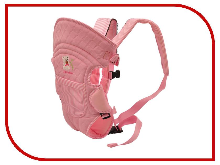 Эргорюкзак Baby Care HS-3184 Pink