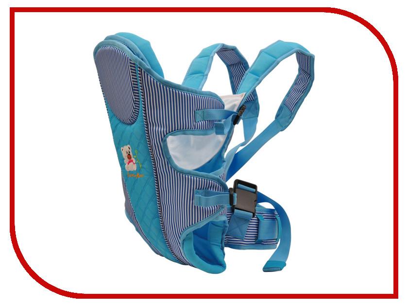 Эргорюкзак Baby Care HS-3185 Blue e csc 8 baby care