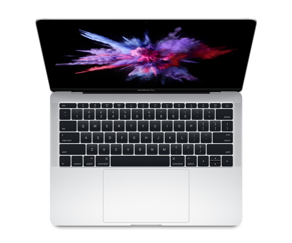 Ноутбук APPLE MacBook Pro 13 Silver MPXR2RU/A (Intel Core i5 2.3 GHz/8192Mb/128Gb/Intel Iris Plus Graphics 640/Wi-Fi/Bluetooth/Cam/13.3/2560x1600/macOS Sierra)