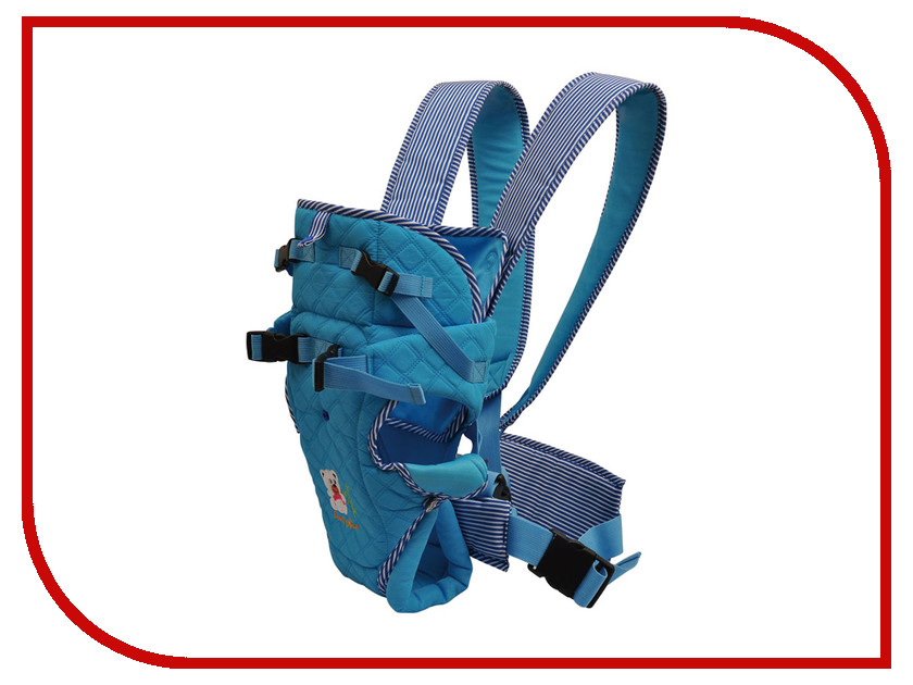Эргорюкзак Baby Care HS-3195 Blue