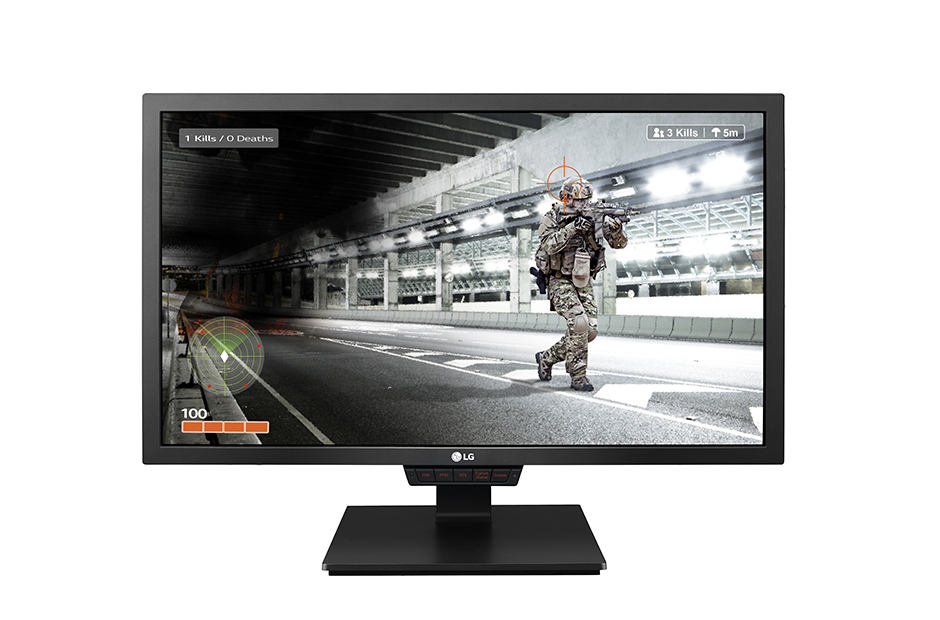 Монитор LG 24GM79G-B Black монитор lg 22mk400h b black