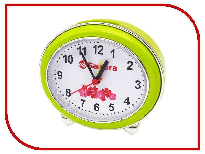 Часы Sakura SA-8511GR Green