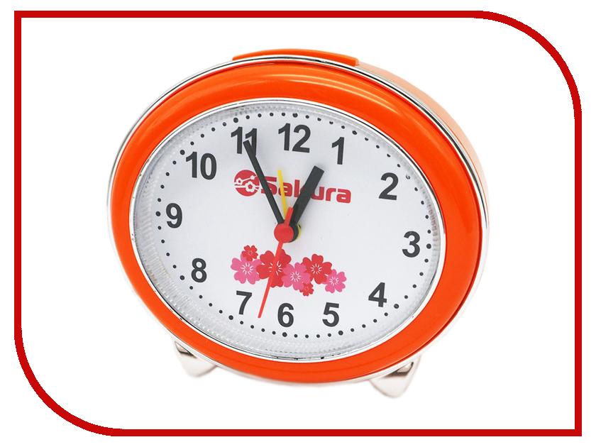 Часы Sakura SA-8511A Orange