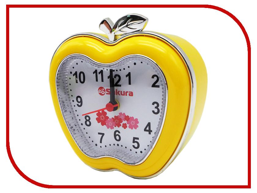 Часы Sakura SA-8509Y Yellow