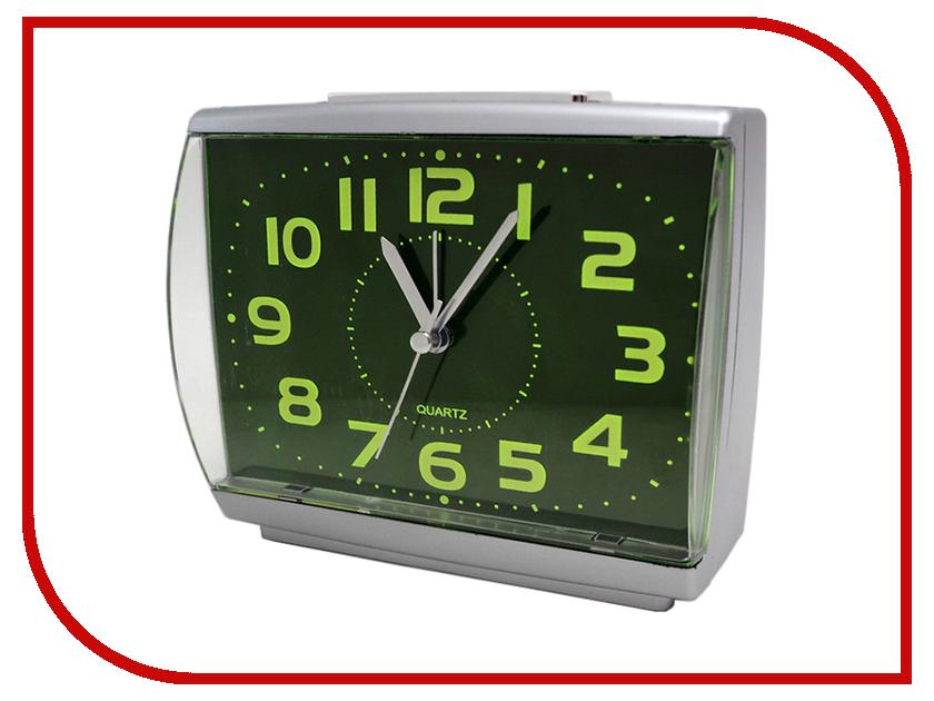 Часы Sakura SA-8502BK Silver-Black электробритва sakura sa 5415bl