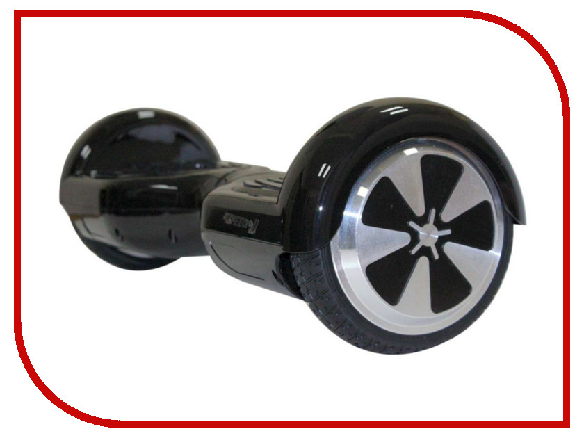 Гироскутер SpeedRoll Premium Smart 01APP с самобалансировкой Black