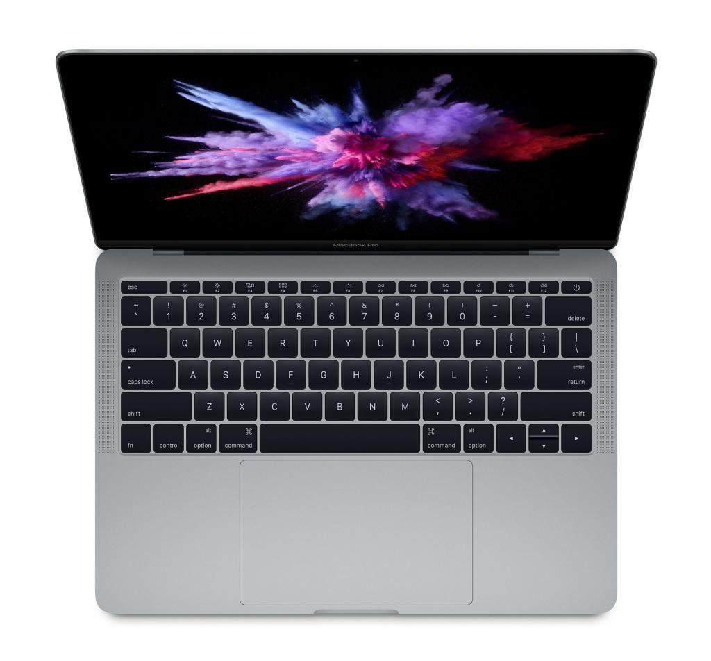 Ноутбук APPLE MacBook Pro 13 Space Grey MPXQ2RU/A (Intel Core i5 2.3 GHz/8192Mb/128Gb/Intel Iris Plus Graphics 640/Wi-Fi/Bluetooth/Cam/13.3/2560x1600/macOS Sierra) смеситель для ванны dk da1433312 зеленый хром