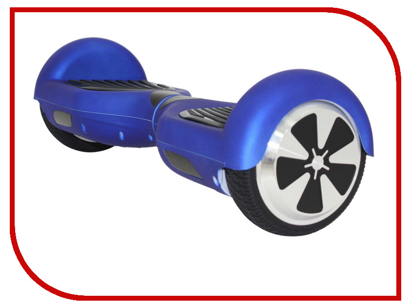 Гироскутер SpeedRoll Premium Smart 01APP с самобалансировкой Matt Blue