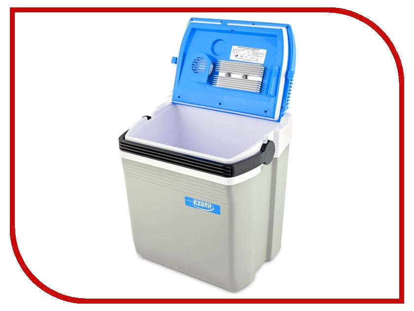 Холодильник автомобильный Ezetil E21S 12/230V 19.6L 10775085 ezetil e21 12v 10775036 автомобильный холодильник red gray
