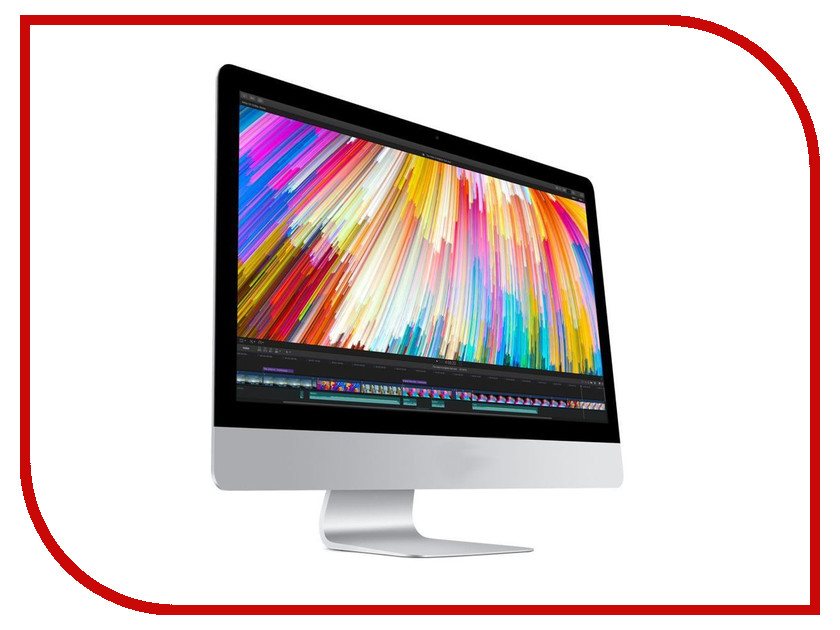 Моноблок APPLE iMac MNEA2RU/A (Intel Core i5 3.5 GHz/8192Mb/1000Gb/Radeon Pro 575 4096Mb/Wi-Fi/Bluetooth/Cam/27.0/5120x2880/macOS Sierra)