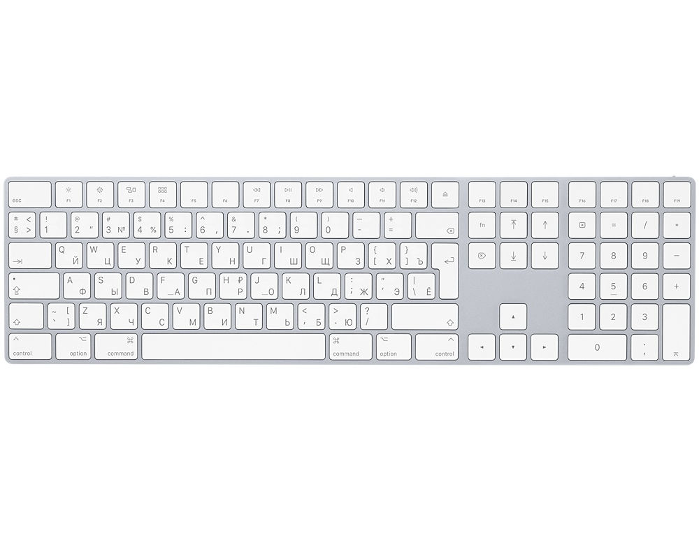 Клавиатура APPLE Magic Keyboard MQ052RS/A