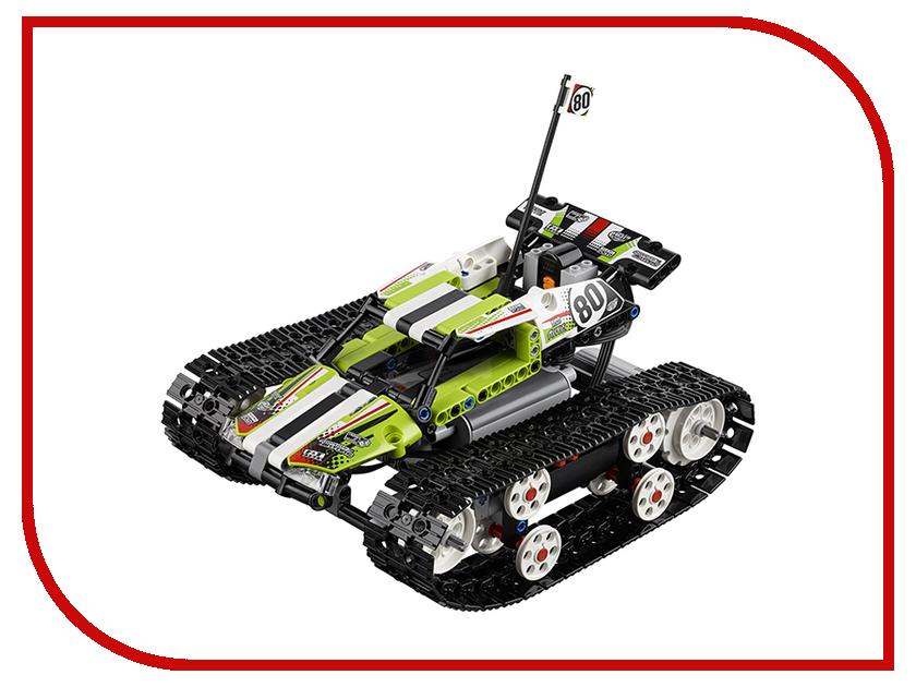 Конструктор Lego Technic Скоростной вездеход с дистанционным управлением 42065 8293 конструктор lego technic мотор power functions 10 элементов 8293