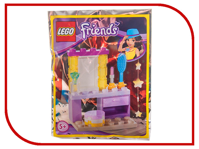 Конструктор Lego Friends Туалетный столик 561502