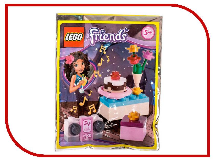 Конструктор Lego Friends Маленькая вечеринка 561504 конструктор lego friends кондитерская стефани 41308