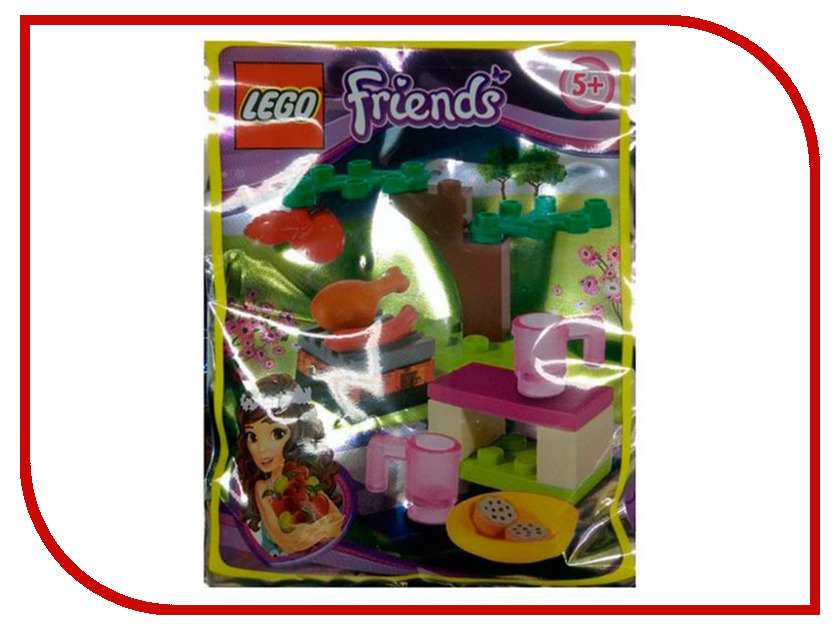 Конструктор Lego Friends Пикник 561505