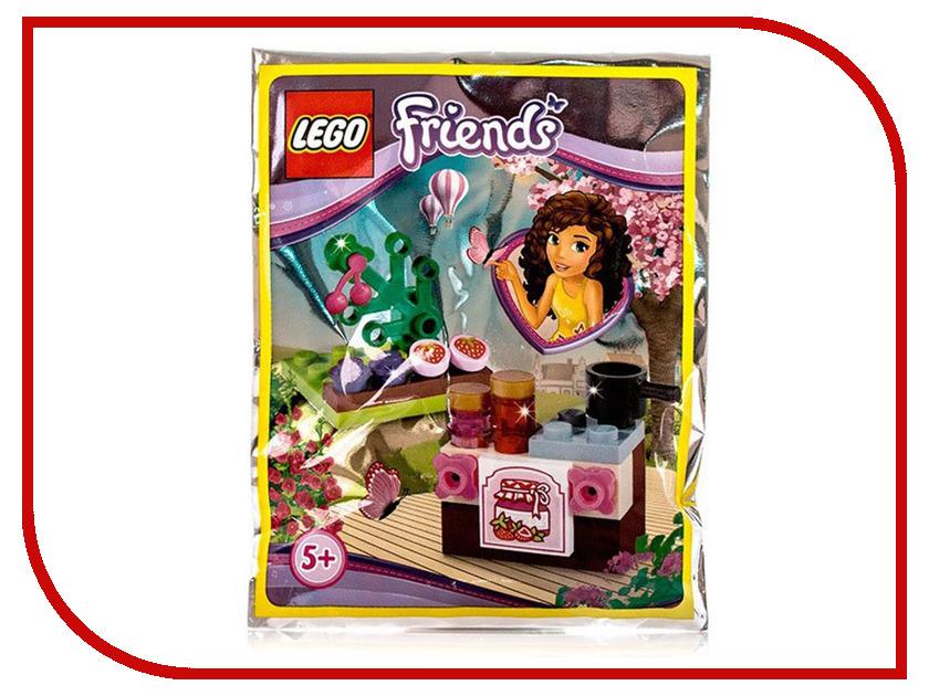 Конструктор Lego Friends Сад и кухня 561506 lego friends со сменным элементом