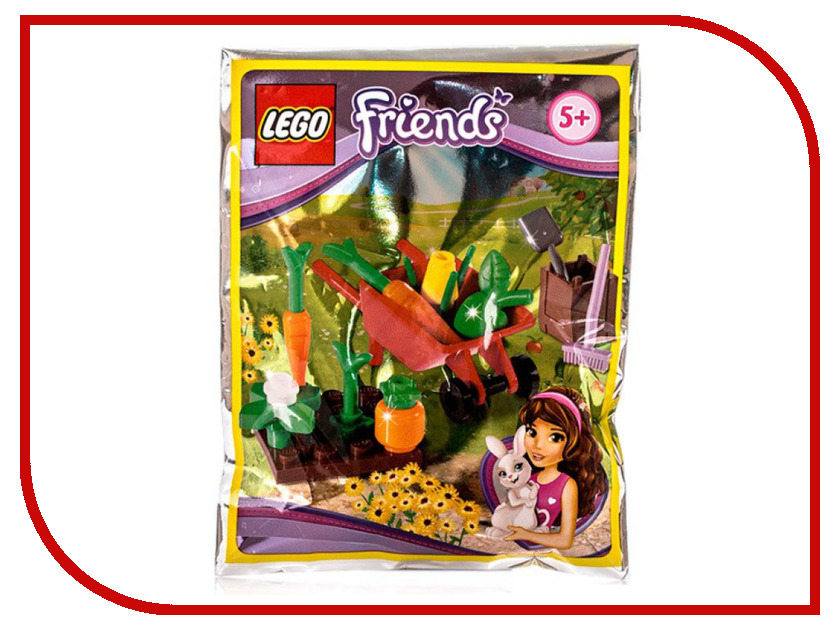 Конструктор Lego Friends Огород 561507