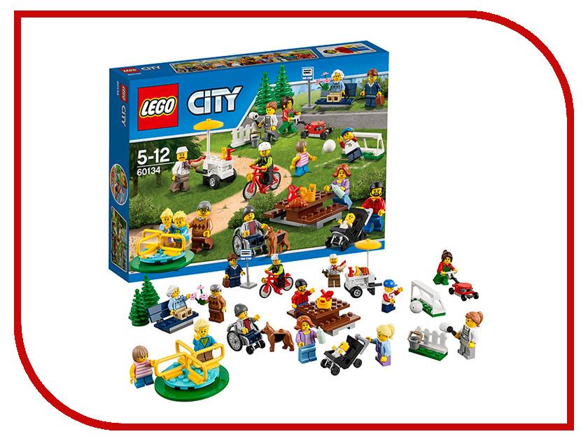 Конструктор Lego City Праздник в парке 60134 lego city town конструктор отдых на пляже жители lego city 60153
