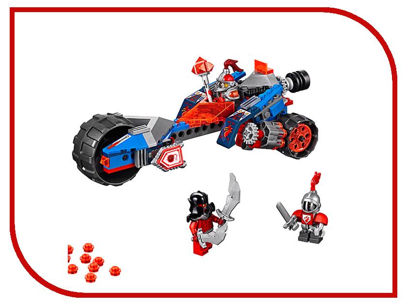 Конструктор Lego Nexo Knights Нексо Молниеносная машина Мэйси 70319 конструктор lego nexo knights мэйси – абсолютная сила 70331 l