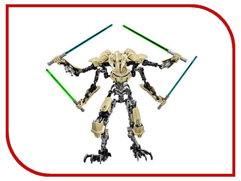 Конструктор Lego Star Wars Генерал Гривус 75112 джинсы мужские g star raw 604046 gs g star arc