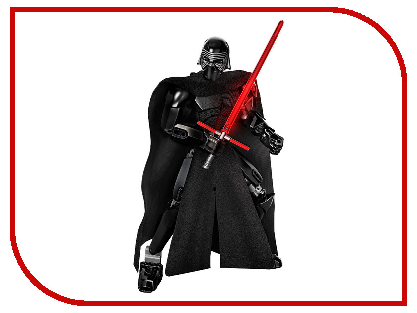 Конструктор Lego Star Wars Кайло Рен 75117 все цены