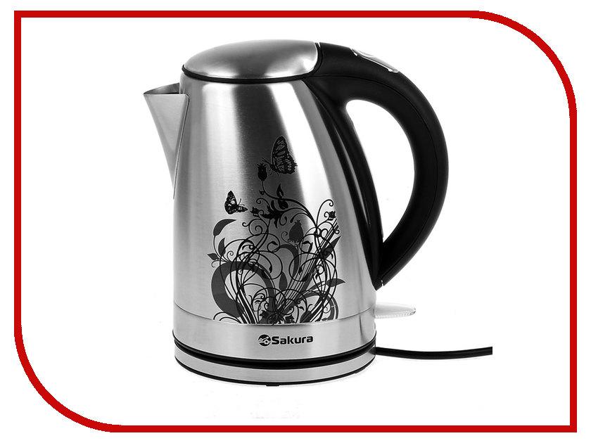 Чайник Sakura SA-2118 электробритва sakura sa 5409bk