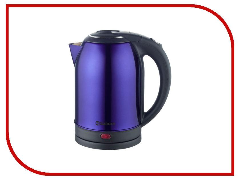Чайник Sakura SA-2121 Black-Purple