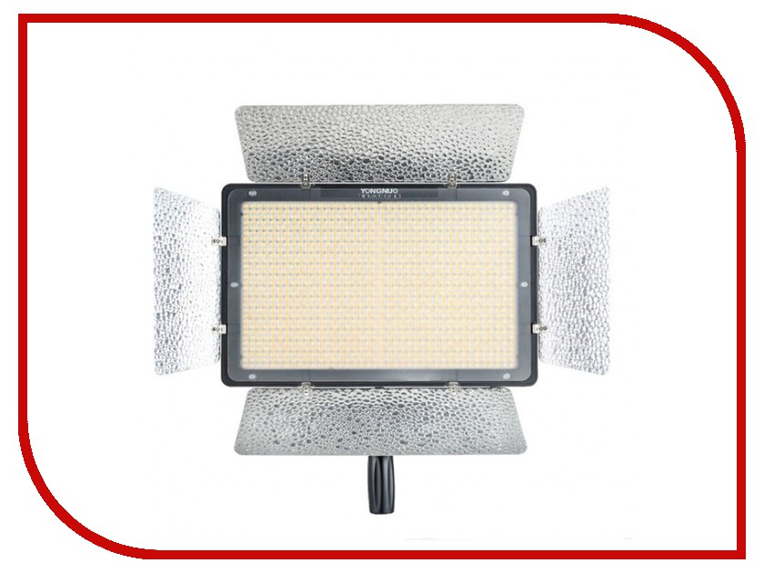 Осветитель YongNuo LED YN-1200 3200-5500K yongnuo rf605c wireless group flash trigger transceiver for canon dslr camera 2 pcs