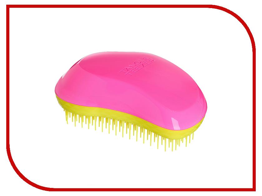 Расческа Tangle Teezer Original Pink Ribel / Pink -Yellow 371005