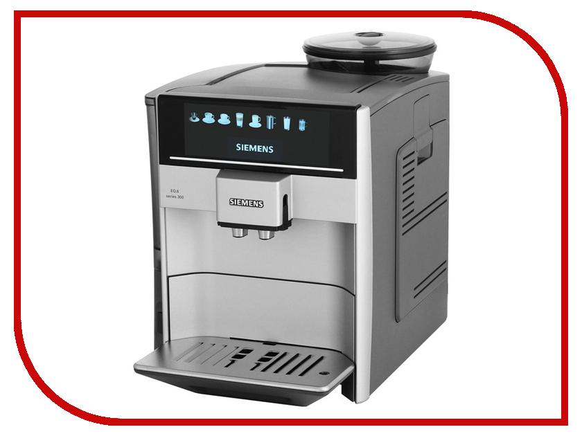 Кофемашина Siemens TE603201