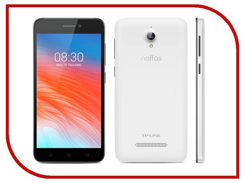 Сотовый телефон Neffos C5 Max Dark Grey NEF-TP702A24RU