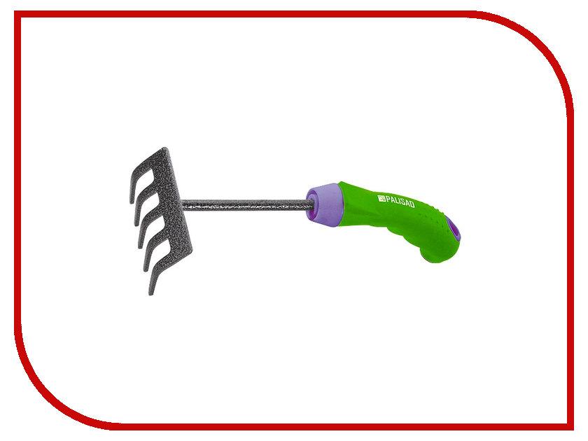 Садовый инструмент Грабли Palisad 61777